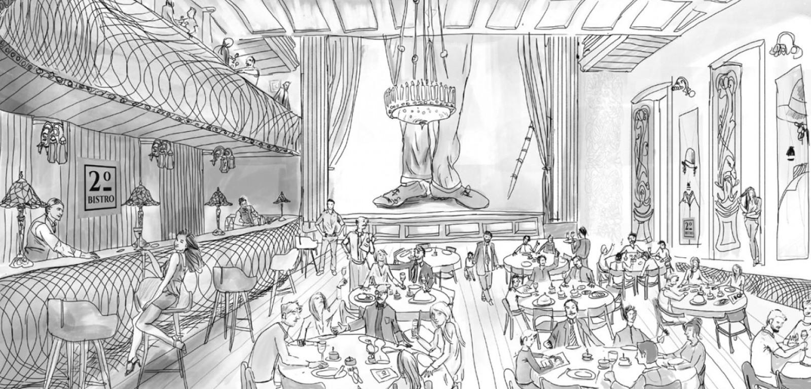 Loja nos Restauradores