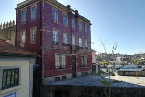 Edifício na Ribeira
