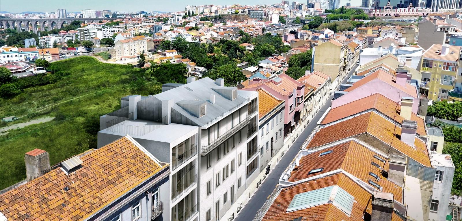 Rua Maria Pia 483-487